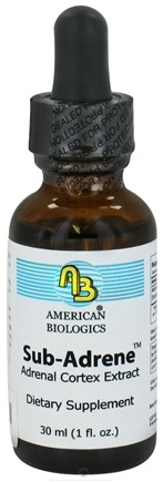 DROPPED: American Biologics - Sub-Adrene - 1 oz.