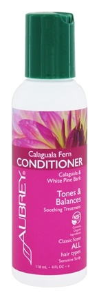 Aubrey Organics - Calaguala Fern Leave-In Conditioning Treatment - 4 oz.