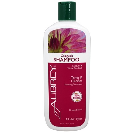 Aubrey Organics - Calaguala Fern Treatment Shampoo - 11 oz.