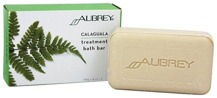 DROPPED: Aubrey Organics - Calaguala Treatment Bath Bar - 3.6 oz.
