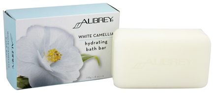DROPPED: Aubrey Organics - White Camellia Hydrating Bath Bar - 4 oz.