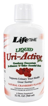 LifeTime Vitamins - Liquid Uri-Active Blend - 32 oz.