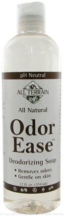 DROPPED: All Terrain - Odor Ease Hand Soap - 12 Oz.