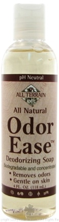 DROPPED: All Terrain - Odor Ease Hand Soap - 4 Oz.