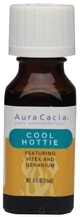 DROPPED: Aura Cacia - Essential Solutions Cool Hottie - 0.5 oz.