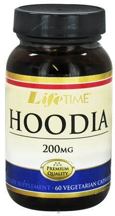 DROPPED: LifeTime Vitamins - Natural 100% Hoodia - 60 Capsules CLEARANCE PRICED