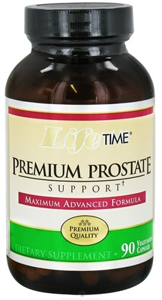 DROPPED: LifeTime Vitamins - Premium Prostate Support - 90 Vegetarian Capsules CLEARANCE PRICED