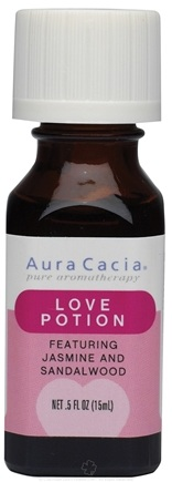 DROPPED: Aura Cacia - Essential Solutions Love Potion - 0.5 oz. CLEARANCE PRICED