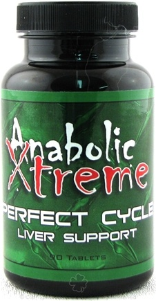 DROPPED: Anabolic Xtreme - Perfect Cycle Liver Support - 90 Tablets CLEARANCE PRICED