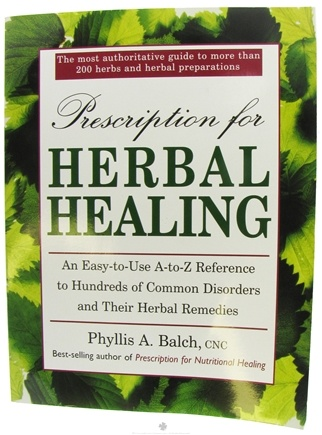 DROPPED: Avery Publishing - Prescription for Herbal Healing - 1 Book CLEARANCE PRICED