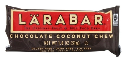 Larabar - Chocolate Coconut Bar - 1.8 oz.
