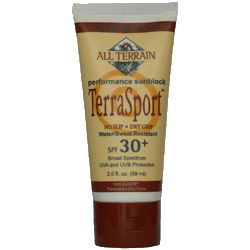 DROPPED: All Terrain - TerrraSport Performance Sunblock 30 SPF - 1 oz.