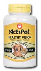 DROPPED: ActiPet - Healthy Vision for Pets Tuna - 75 Grams
