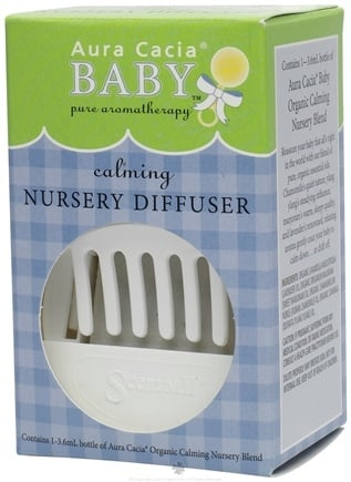 DROPPED: Aura Cacia - For The Baby Calming Nursery Diffuser - CLEARANCE PRICED