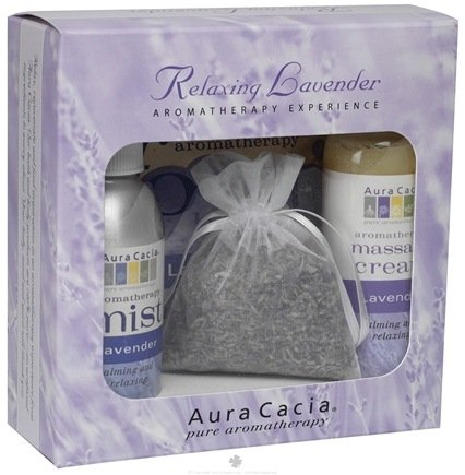DROPPED: Aura Cacia - Lavender Gift Set - SPECIALLY PRICED