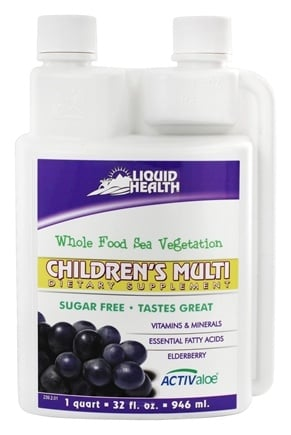 Liquid Health - Children's Multiple - 32 oz.
