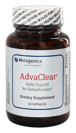 Metagenics - AdvaClear - 42 Capsules
