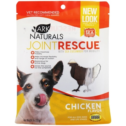 Ark Naturals - Chicken Jerky Strips For Dogs - 9 oz.