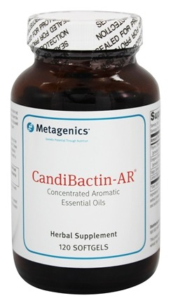 Metagenics - Candibactin-AR - 120 Softgels