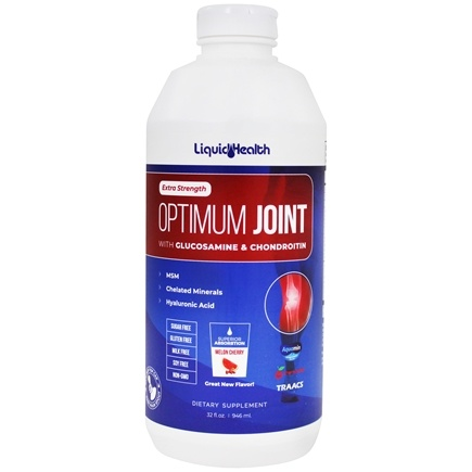 Liquid Health - Opti-Glucosamine Berry, Pomegranate - 32 oz.