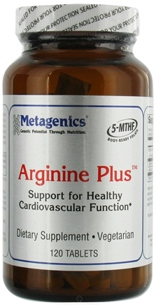 DROPPED: Metagenics - Arginine Plus - 120 Tablets
