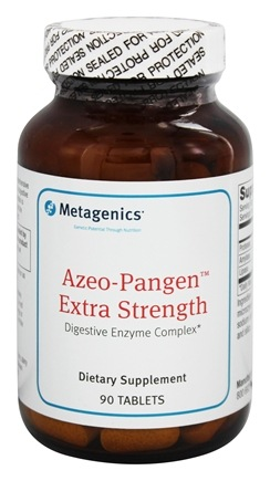DROPPED: Metagenics - Azeo-Pangen Extra Strength - 90 Tablets
