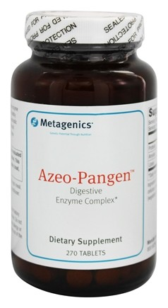 DROPPED: Metagenics - Azeo-Pangen - 270 Tablets