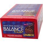 DROPPED: Balance - Balance Bar Gold Crunch Chocolate - 15 Bars