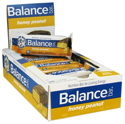 Balance - Nutrition Energy Bar Original Honey Peanut - 1.76 oz.