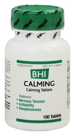 BHI/Heel - Calming - 100 Tablets