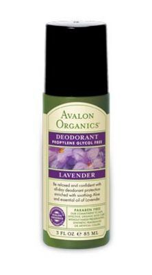 DROPPED: Avalon Organics - Roll-On Deodorant Lavender - 3 Oz.