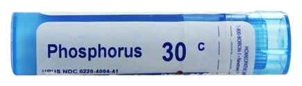 Boiron - Phosphorus 30 C - 80 Pellets