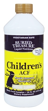 Buried Treasure Products - Children's ACF - 16 oz.