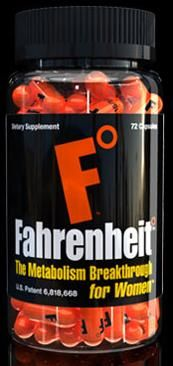 DROPPED: Biotest - Fahrenheit The Metabolism Breakthrough For Women - 72 Capsules
