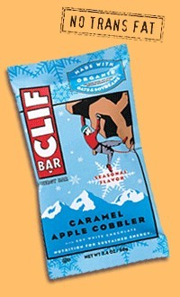 DROPPED: Clif Bar - Clif Bar Caramel Apple Cobbler - 1.5 oz.