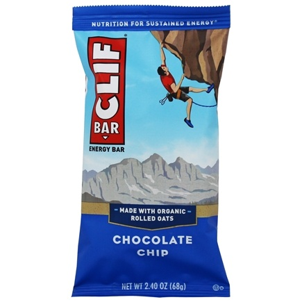 Clif Bar - Energy Bar Chocolate Chip - 2.4 oz.