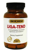DROPPED: Biochem by Country Life - Liga-Tend Rapid Release - 50 Tablets