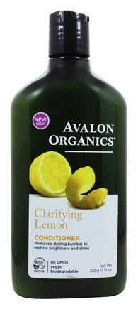 Avalon Organics - Conditioner Clarifying Lemon - 11 oz.