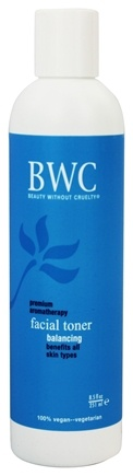DROPPED: Beauty Without Cruelty - Facial Toner Balancing - 8.5 oz.