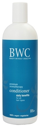 Beauty Without Cruelty - Conditioner Daily Benefits For All Hair Types - 16 oz.