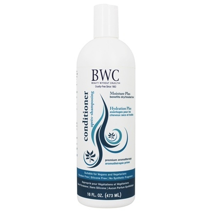 Beauty Without Cruelty - Conditioner Moisture Plus For Dry Treated Hair - 16 oz.