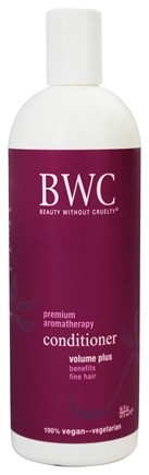 Beauty Without Cruelty - Conditioner Volume Plus For Fine Hair - 16 oz.