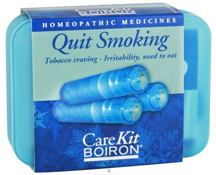 DROPPED: Boiron - Quit Smoking CareKit - 3 Tubes