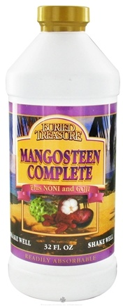DROPPED: Buried Treasure Products - Mangosteen Complete - 32 oz.