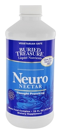 Buried Treasure Products - Neuro Nectar - 16 oz.