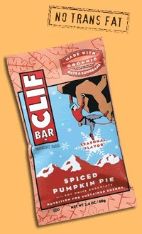 DROPPED: Clif Bar - Clif Bar Spiced Pumpkin - 2.4 oz.