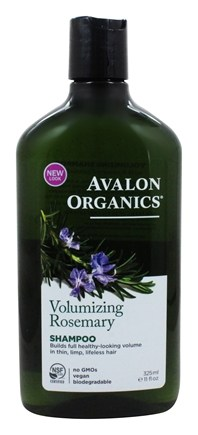 Avalon Organics - Shampoo Volumizing Rosemary - 11 oz.