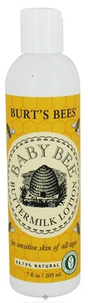 Burt's Bees - Baby Bee Buttermilk Lotion For Sensitive Skin Of All Ages - 7 Oz.