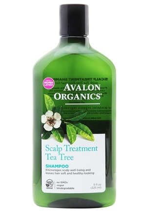 Avalon Organics - Shampoo Scalp Treatment Tea Tree - 11 oz.