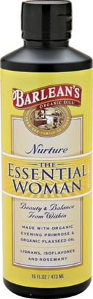 DROPPED: Barlean's - The Essential Woman Oil Nurture - 16 oz.